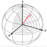 Spherical coordinates